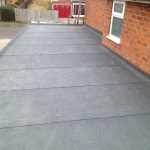 Flat Roof Project By FT Roofing Services Ltd