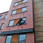 Abseiling Services - FT Roofing Services Ltd